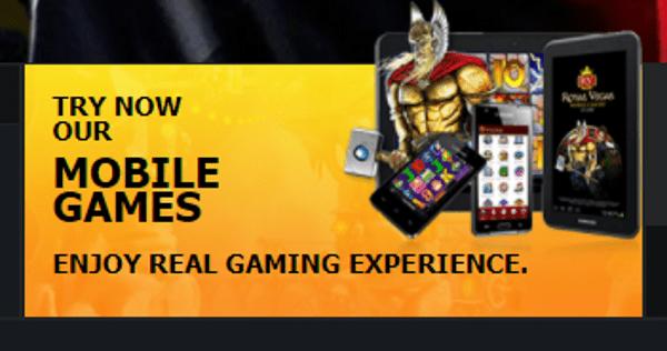 Winbrokes scommesse e giochi di casinò, sul mobile