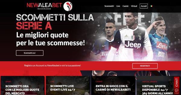 NewAleaBet Italia
