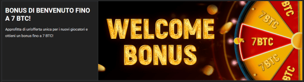 1xbit bonus scommesse e casinò
